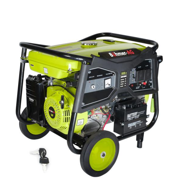 Böhmer-AG  5000-K features