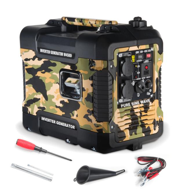 Böhmer-AG  W4500i features