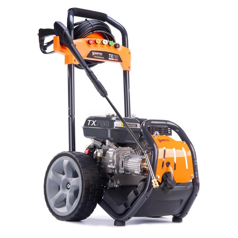 Wilks USA  TX750 Petrol Pressure Washer