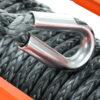 Rhino Winch Co  13,500lb Winch Dyneema Synthetic Rope