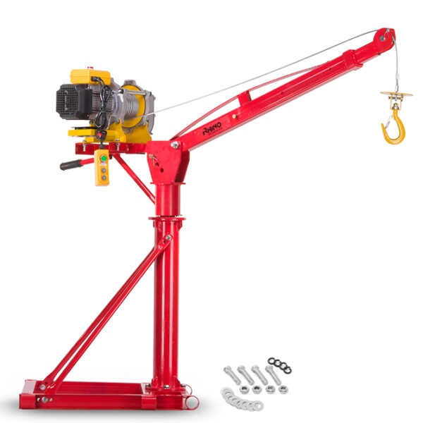 Rhino Winch Co  400kg features